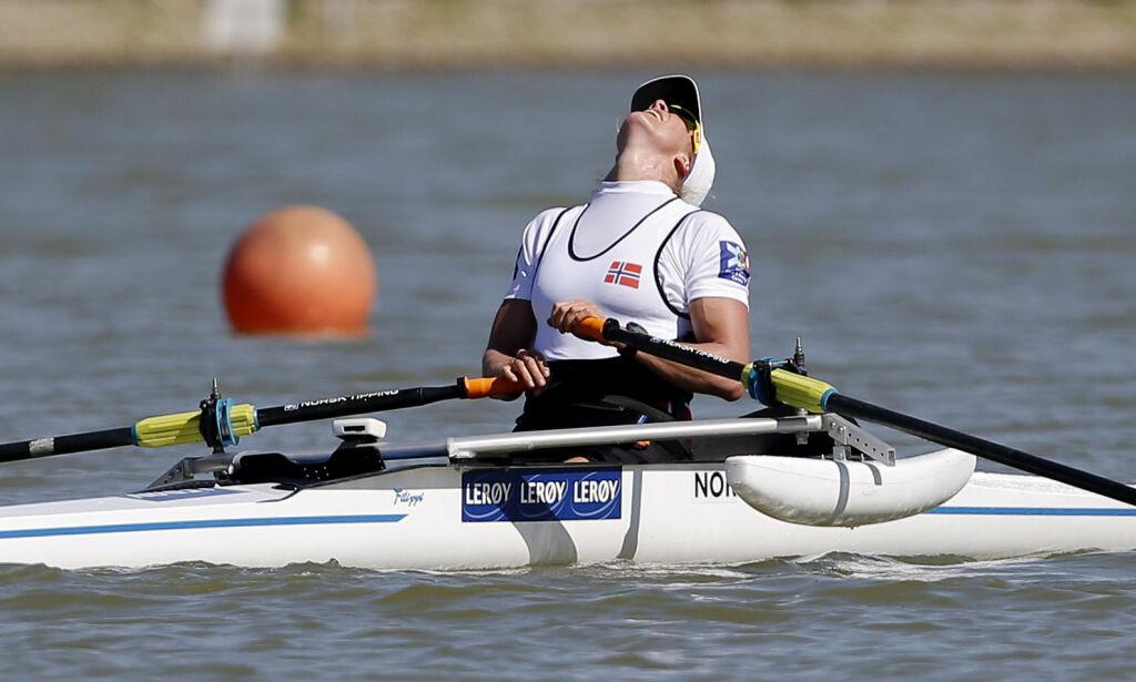 image: Gull-Skarstein sjokkert over egen seiersmargin