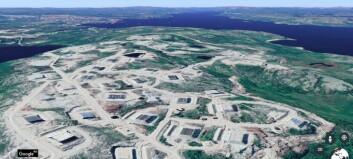 Satellittbilder avslører Russlands massive gjenopprustning på Kolahalvøya