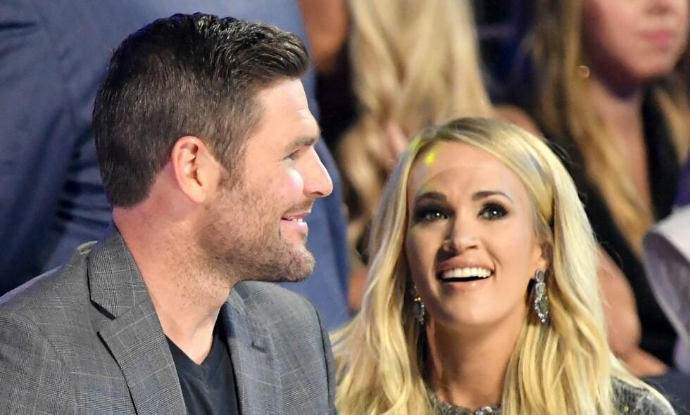 SPONTANABORT: På ett år mistet Carrie Underwood og ektemannen Mike Fisher tre barn i spontanabort. Nå forteller hun åpenhjertig om den vanskelige tiden. Foto: NTB Scanpix