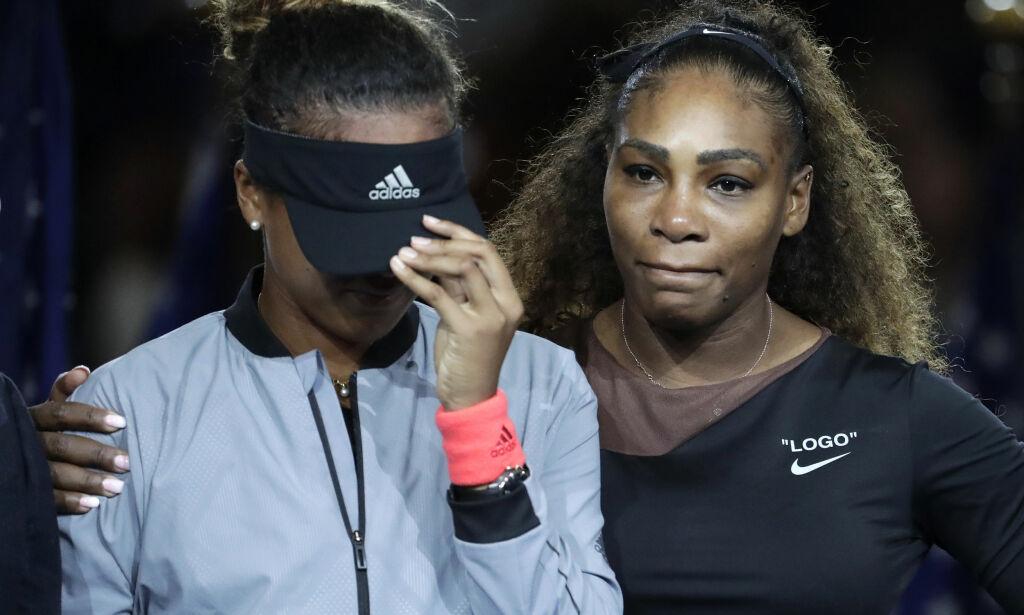 image: Finalen endte i komplett skandale. Nå snakker Williams ut