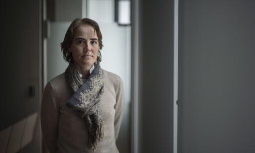 TINGRETTSDOMMER: Ina Strømstad. Foto: Benjamin A. Ward / Dagbladet