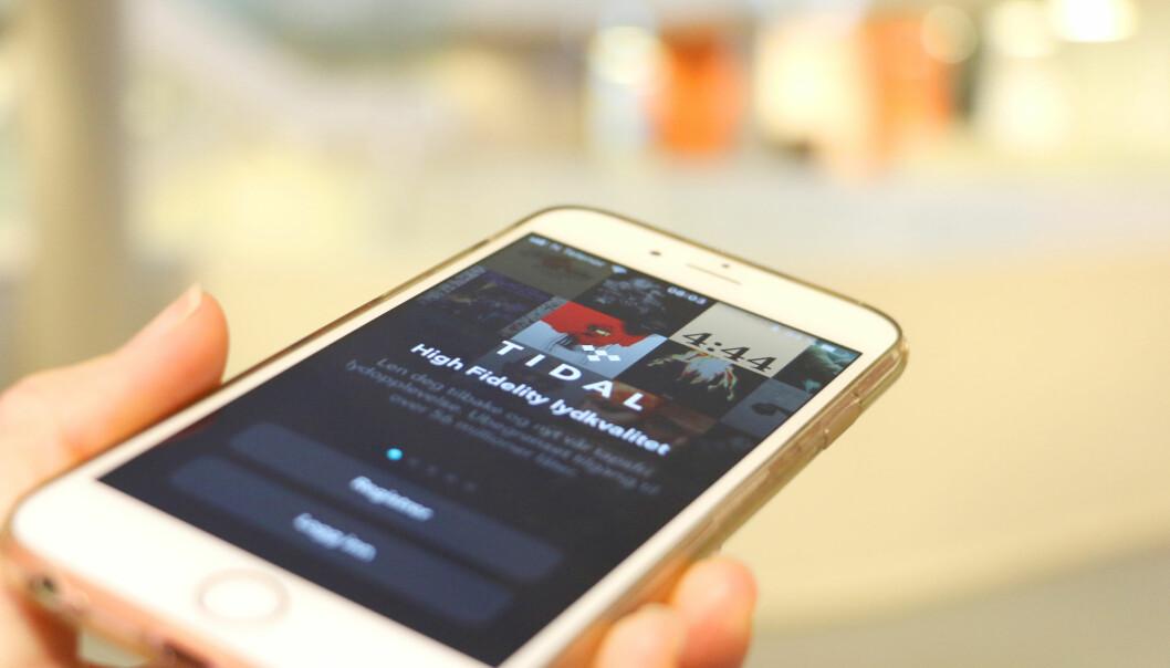 <strong>TIDAL TAPER PENGER:</strong> Jay Z og de andre eierne har tapt godt over en halv milliard kroner til sammen siden de kjøpte den norske strømmetjenesten i 2015. Foto: Kristin Sørdal