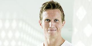 image: Frank Løke truer med å komme på «Skal vi danse»-finalen