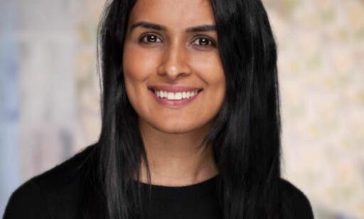 GOOGLET: Saida Begum måtte ta internett fatt for å finne rapporten Inga Marte Thorkildsen ikke ga henne. Foto: Oslo Høyre