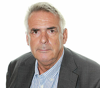 Kjell Trygve Ahmer, psykolog. Foto: Privat.