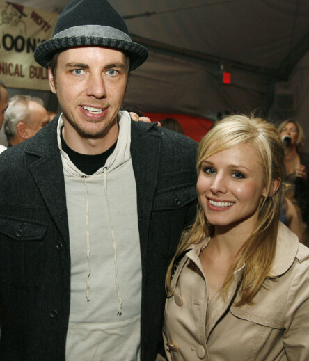 TI ÅR SIDEN: Skuespillerparet har vært sammen siden 2007. Her avbildet året etter under en filmpremiere i Los Angeles. Foto: NTB scanpix