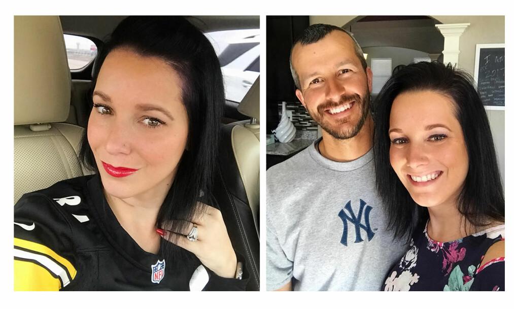 <strong>DRAPET SOM RYSTET ET HELT LOKALSAMFUNN:</strong> Shan'ann Watts og døtrene Celeste og Bella ble i august funnet drept i Colorado i USA. Ektemannen er siktet for å ha drept kona og barna, og har under ed innrømmet at han kvalte henne. FOTO: NTB Scanpix
