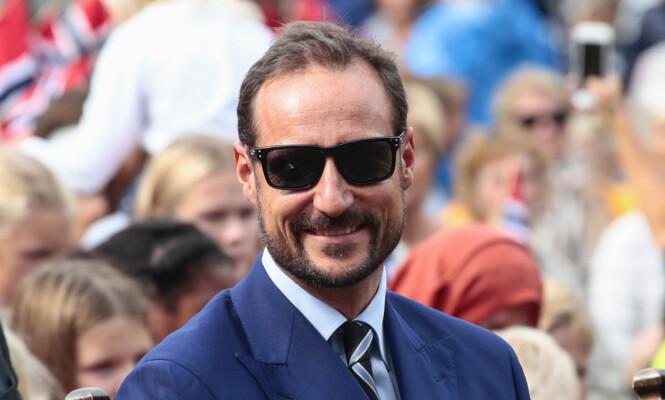 TATT PÅ FERSKEN: Kronprins Haakon skal tidligere ha blitt tatt på fersken som «Johnny fra Stovner». Foto: NTB Scanpix