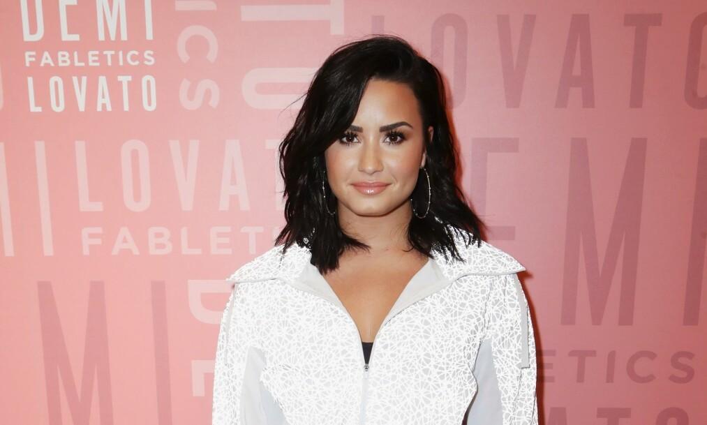 <strong>SJOKKTILSTAND:</strong> Moren til superstjernen Demi Lovato, Dianna de la Garza, skjelver når hun husker tilbake på den forferdelige dagen i slutten av juli. Foto: NTB Scanpix