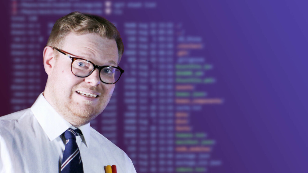 Jørgen forteller om et knippe terminal-kommandoer han alltid må Google. Fotomontasje: Ole Petter Baugerød Stokke / Jørgen Jacobsen