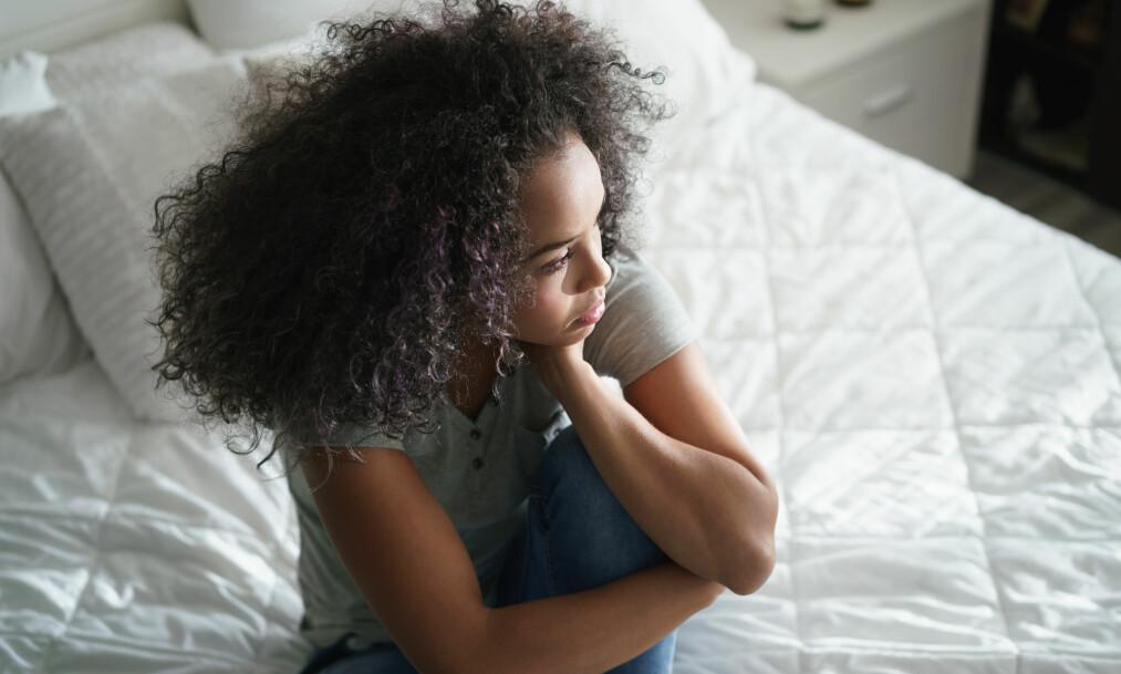 DEPRESJON AV PREVENSJON: Hormonbaserte prevensjonsmidler kan gi forskjellige bivirkninger. Det er også gjort en studie som viser at noen kan oppleve å få depresjoner. FOTO: NTB Scanpix