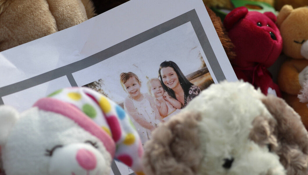 <strong>BRUTALT DRAP:</strong> Shan'ann og døtrene Bella og Celeste ble funnet drept noen dager etter at de ble meldt savnet. Chris Watts innrømmer at han har kvalt kona til døde, men hevder at han gjorde det i raseri fordi han oppdaget at kona hadde tatt livet av døtrene. Denne teorien avviser politiet at det finnes bevis for. FOTO: NTB Scanpix