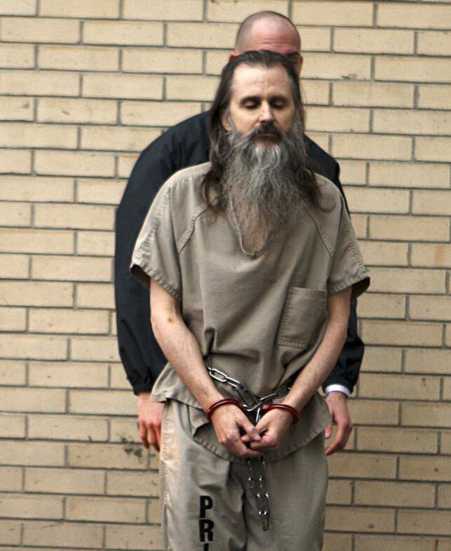 DØMT TIL LIVSTID: I slutten av 2010 ble Brian David Mitchell funnet skyldig i kidnapping og voldtekt. Han ble dømt til livstid i fengsel. Foto: NTB Scanpix