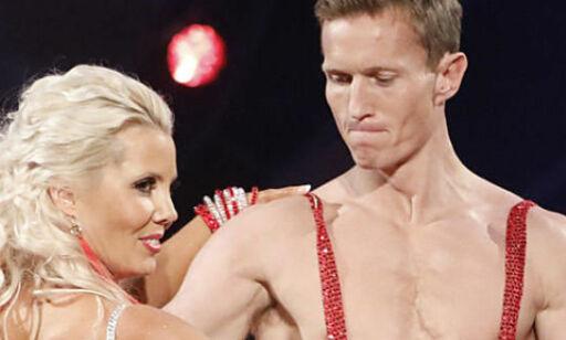 image: Løkes dansepartner erkjenner hemmelige SMS-er: - Jeg ble overkjørt