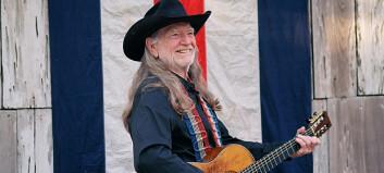 Willie Nelson gjør sin versjon av «My Way»