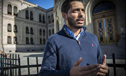 BEKYMRET: Farukh Qureshi mener smertegrensa er nådd for lengst. Foto: Bjørn Langsem / Dagbladet