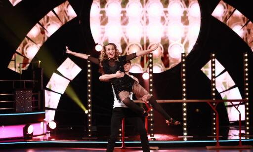 image: Dorthe Skappel er ute av «Skal vi danse»