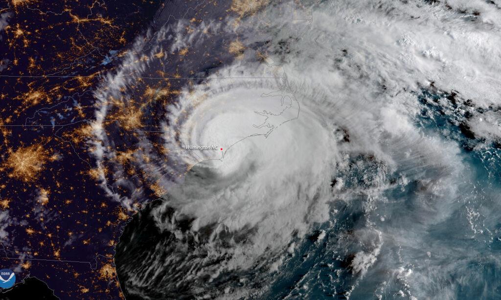 image: Spår orkaner kraftigere enn noensinne