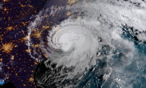 image: Spår katastrofeorkaner: - Redd det kommer overraskende