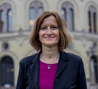 SENDTE EPOST: Direktør for Stortinget, Marianne Andreassen. Foto: Cornelius Poppe / NTB scanpix