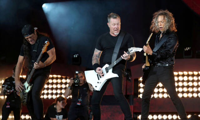 Metallica - Tar 20 000 for en billett - Dagbladet