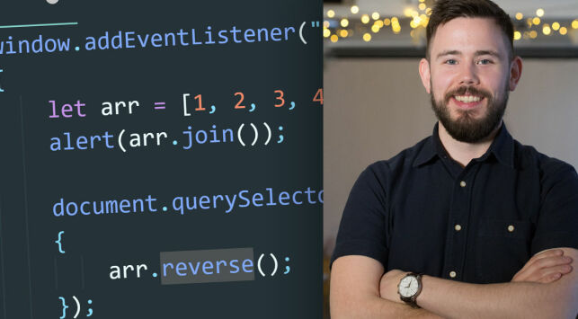 image: Advarer mot snodig Array.reverse-bug:- Gå gjennom koden din!