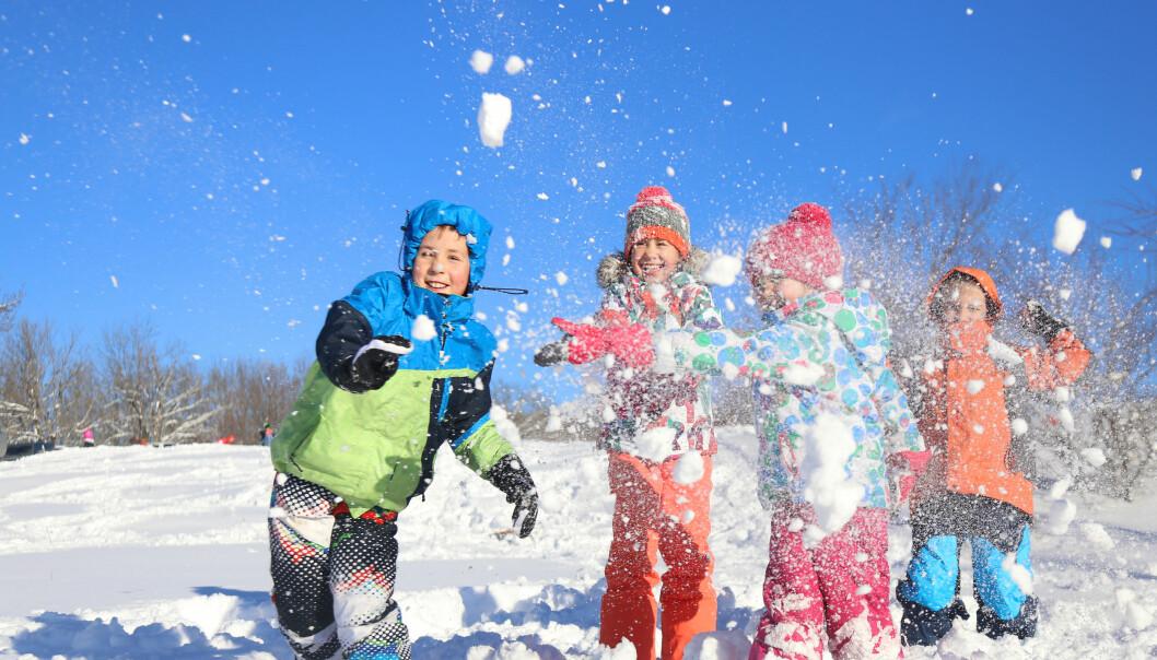 Fant helseskadelige stoffer i vinterdress for barn