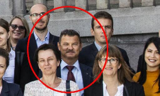 image: Mikhail Botsjkarev siktet for spionasje. Stortingsdirektøren åpnet selv seminaret