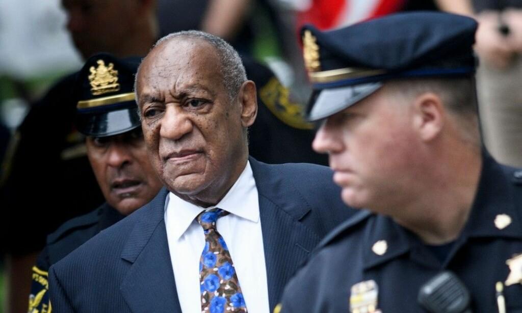 FENGSELSSTRAFF: Bill Cosby dømmes til mellom tre og ti år i fengsel. Foto: NTB Scanpix