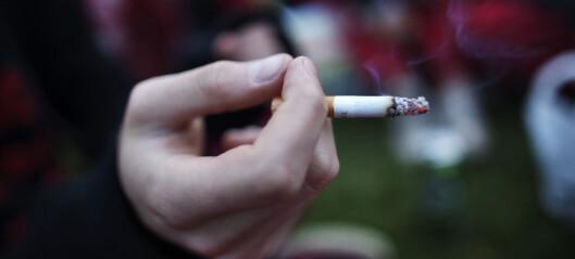 Ny kunnskap: FHI revurderer røykerådene