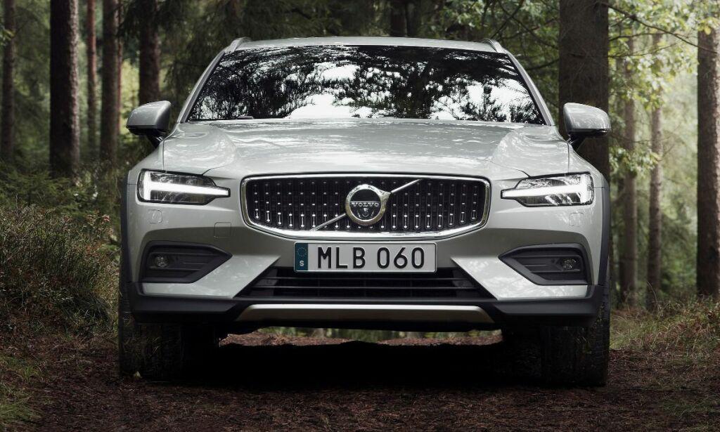 image: Ny Volvo V60 CC laget for skogen