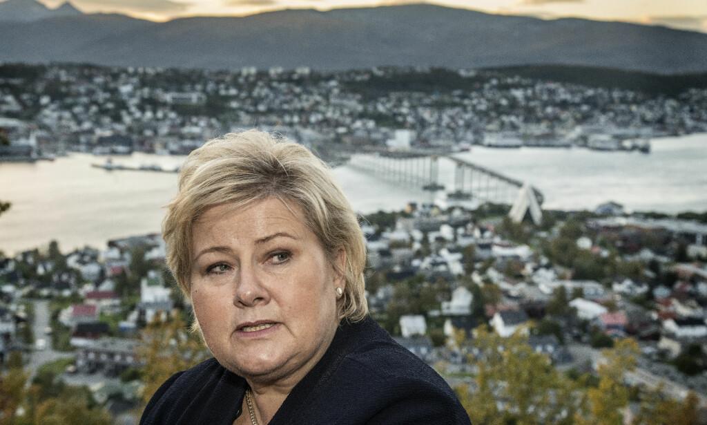 KAPPER: Regjeringen Solbergs effektiviseringsreform kutter etter osthøvelprinsippet, og får uheldige konsekvenser. Foto: Hans Arne Vedlog / DAGBLADET