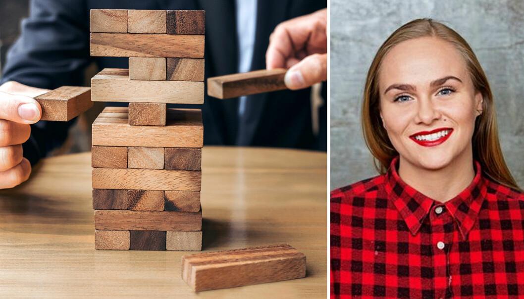 <strong>HJELPER GRÜNDERE:</strong> Lauga Oskarsdottir i StartupLab. Foto: Privat / NTB Scanpix