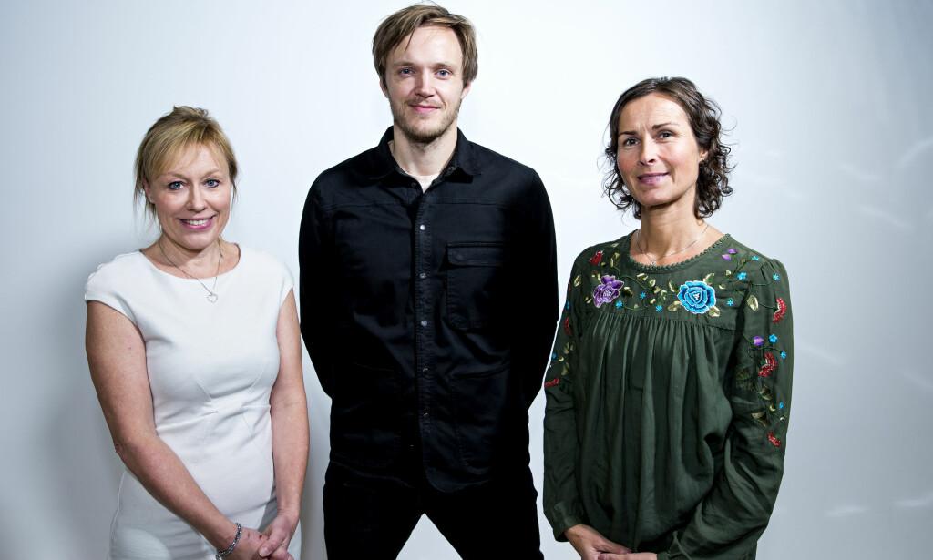 EKSPERTPANEL: Annechen Bahr Bugge, Svein Trandem og Unni Vada Coldevin.