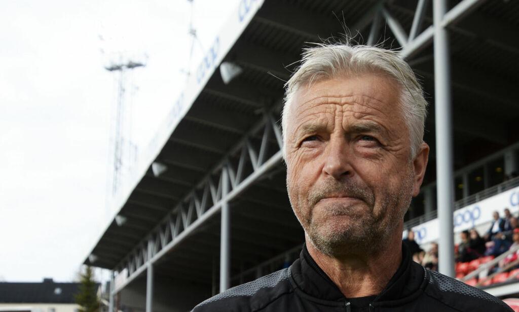 image: Arne Erlandsen har fått kreft