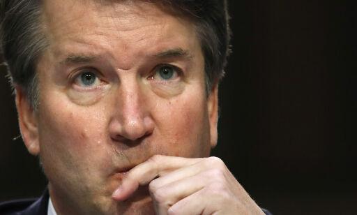 image: Enda en kvinne anklager Kavanaugh for seksuelle overgrep