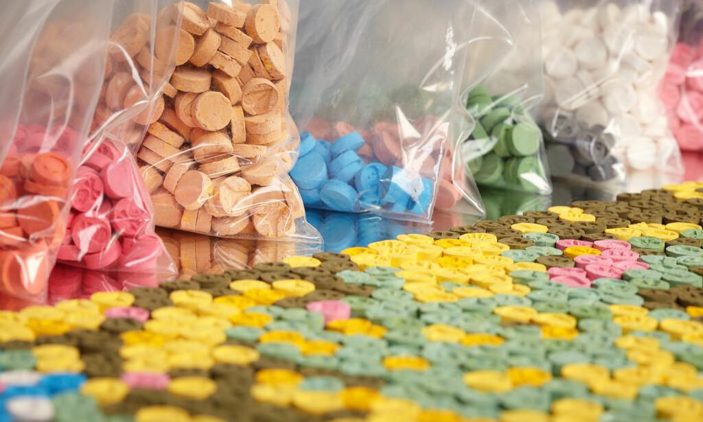 ØKENDE PROBLEM: Bruken av sosiale medier til markedsføring og salg av narkotika har blitt et omfattende problem de siste åra. Foto: Shutterstock / NTB Scanpix.