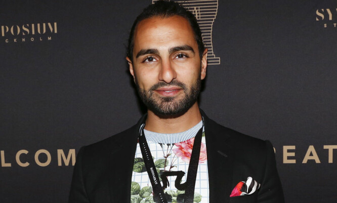 KRITISK: Arash Pournouri mener at dokumentaren «Avicii: True Stories» er misvisende. Foto: NTB scanpix