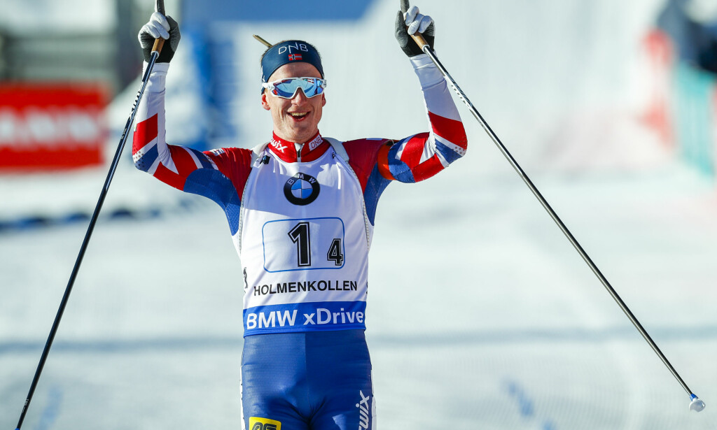 FØLGER HAN OPP? Johannes Thingnes Bø var den store norske løperen forrige sesong. Foto: Heiko Junge / NTB scanpix
