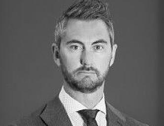 <strong>GLEDER SEG:</strong> Kommunikasjondirektør Marius Tegneby i BMW Group Norge.