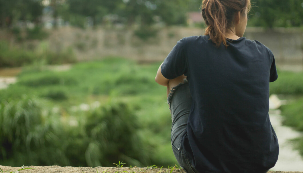 <strong>SORG SOM DIAGNOSE:</strong> I sommer ble forlanget sorg en egen diagnose, det kan forhåpentlig hjelpe mange. ILLUSTRASJONSFOTO: NTB Scanpix