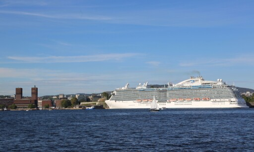 Rekorder i kø: Oslo ønsker å doble antall cruisegjester. Nå slår hurtigrutedirektøren alarm.Foto: Odd Roar Lange/The Travel Inspector