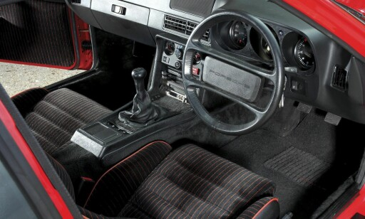 Enkel og funksjonell, og billige biter fra VW og Audi er puttet inn der de passer. Foto: Pressebilder/arkiv