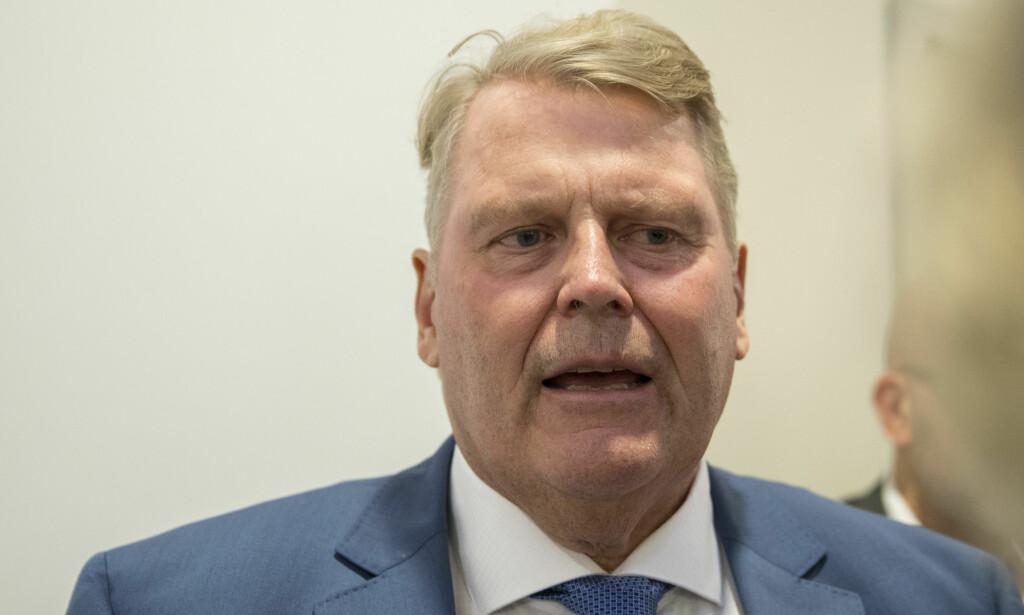 KRITISK: Hans Fredrik Grøvan, stortingsrepresentant for KrF, er uenig med Hareides analyse og konklusjon. Foto: Vidar Ruud / NTB scanpix