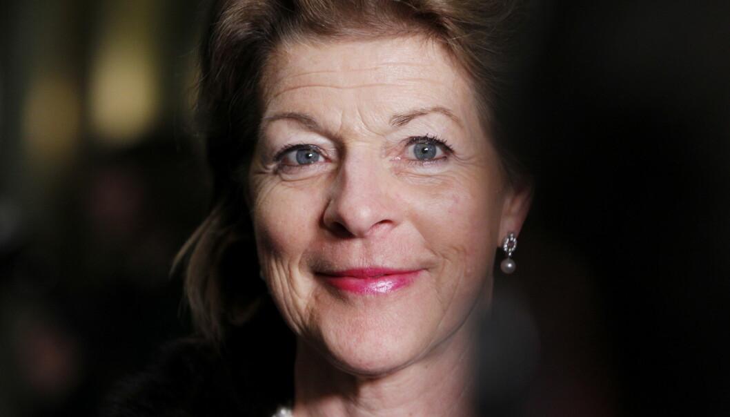 DØD: Mille-Marie Treschow gikk bort lørdag kveld. Forretningskvinnen og arvingen til Treschow-Fritzøe-formuen ble 64 år gammel. Foto: Håkon Mosvold Larsen / Scanpix