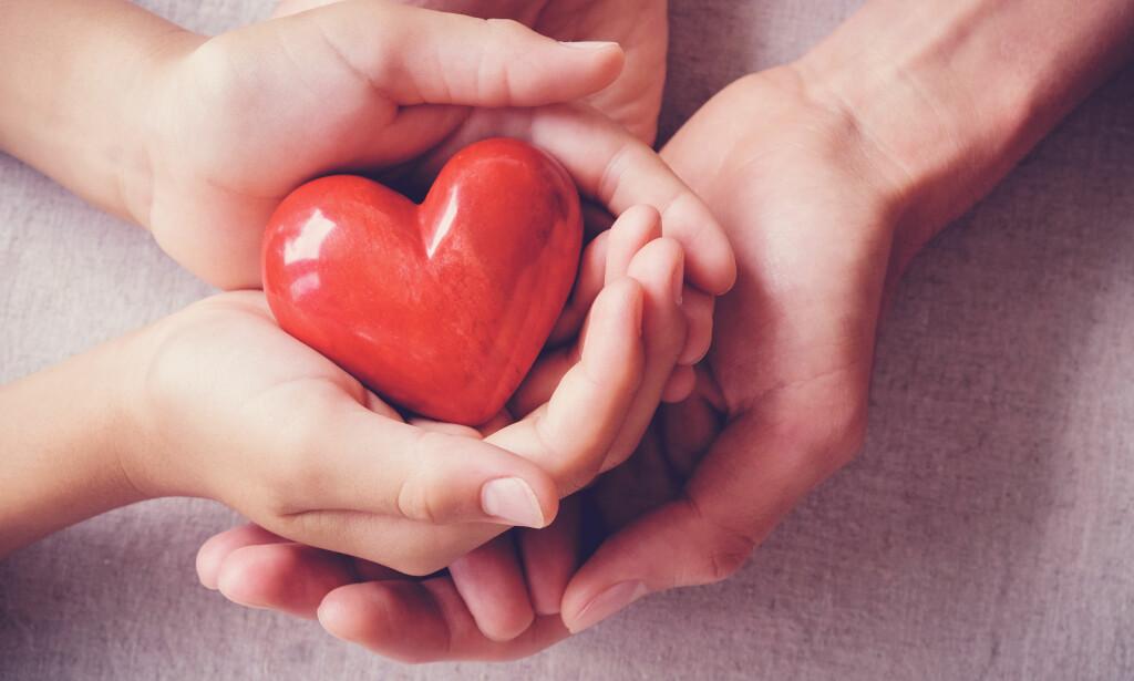 TA VARE PÅ HJERTET: Selv om hjertet tåler mye, er det mange nordmenn som sliter med hjerte- og karsykdommer. Forebygg hjertesykdom! FOTO: NTB Scanpix