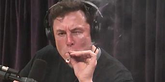 image: Den kryptiske koden som kan ha felt Elon Musk