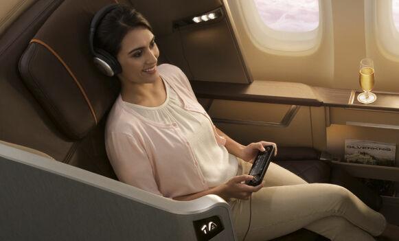 image: Slik får du eksklusiv lyd på flyreisen