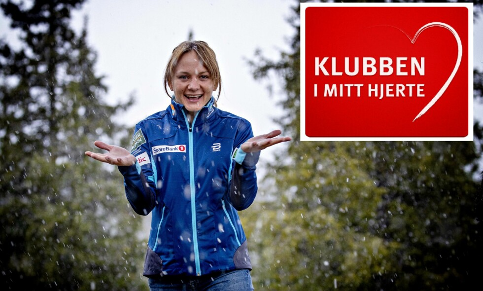 SESONGKLAR: Maiken Caspersen Falla er i god form og ser frem til nye dueller med Stina Nilsson denne VM-sesongen. Foto: Bjørn Langsem