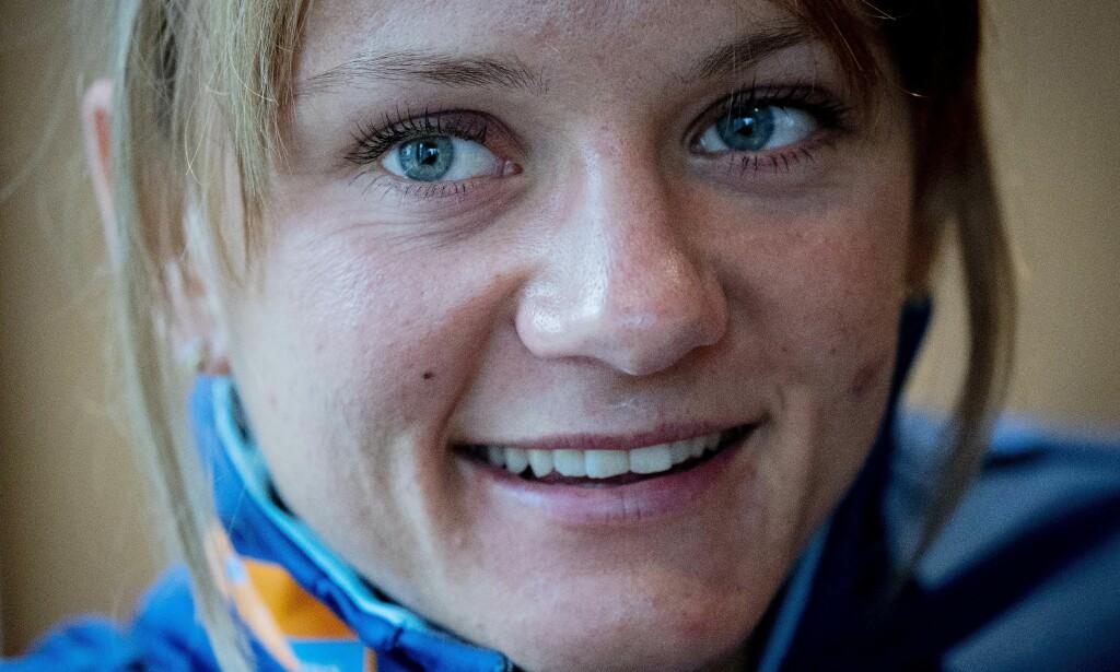 SPRINTDRONNING: Maiken Caspersen Falla har vunnet sprintverdenscupen tre år på rad. Se ikke bort ifra at hun vinner denne sesongen også. Foto: Bjørn Langsem